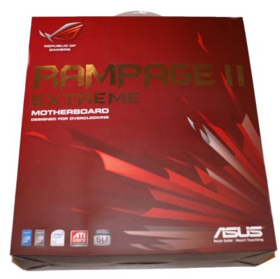 ASUS Rampage II Extreme X58 Motherboard