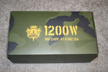 IN WIN Commander 1200 Modular Power Supply