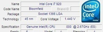 Stock to Clocked - Core i7 920 at 3.8GHz