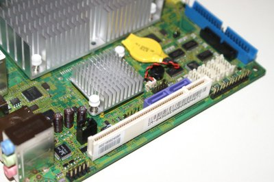 MSI IM-945GSE-A Mini-ITX Fanless Atom Motherboard
