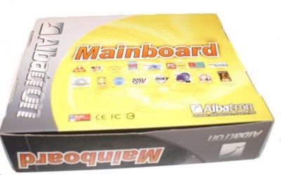 Albatron Mini-ITX Evolves - KI780G On Display