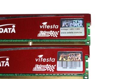 A-DATA Vitesta DDR3-1333MHz 3GB Triple Channel Kit