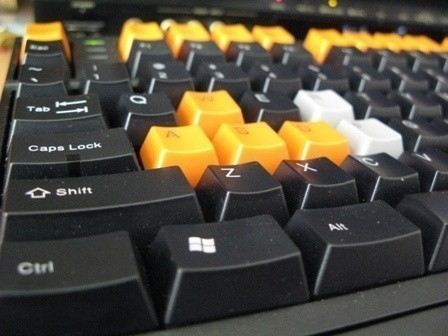 GIGABYTE GK-K8000 GHOST Gaming Keyboard