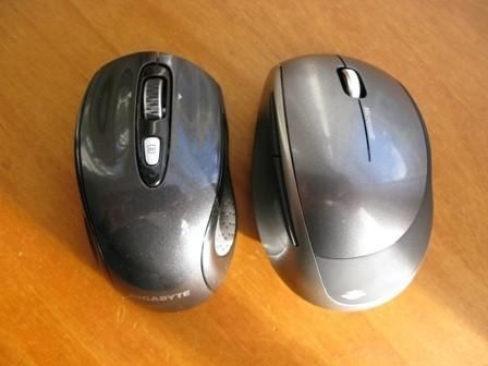 GIGABYTE GM-M7700 Wireless Laser Laptop Mouse