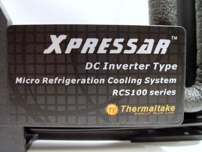 Thermaltake Xpressar Phase Change Cooler Preview