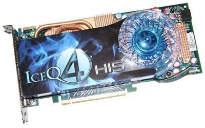 HIS Radeon HD 4850 IceQ4 TurboX 512MB In Crossfire