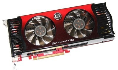 Gainward Rampage700 Golden Sample - HD 4870 X2 On Steroids