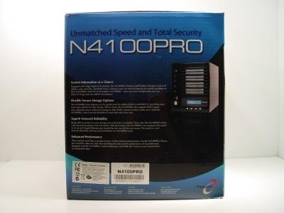 Thecus N4100PRO Four-Drive NAS Server