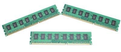 Kingston Triple Channel 1333MHz 6GB Memory Kit