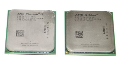AMD Phenom II Arrives - 45nm Deneb and Dragon Platform