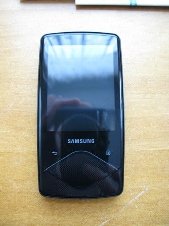 Samsung YP-Q1 MP3 Player