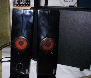 Hercules XPS 2.150 Multimedia Speaker System