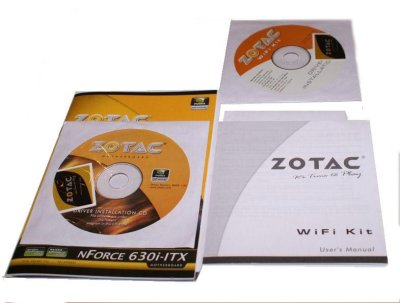 ZOTAC Geforce 8200-ITX WI-FI Review
