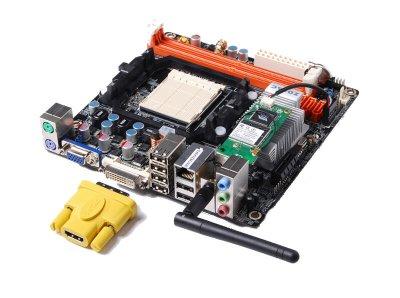 ZOTAC 8200-ITX Wi-Fi Review