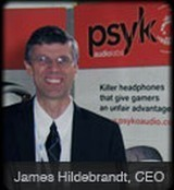 Interview with James Hildebrandt of Psyko Audio Labs