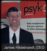 Interview with James Hildebrandt of Psyko Audio Labs