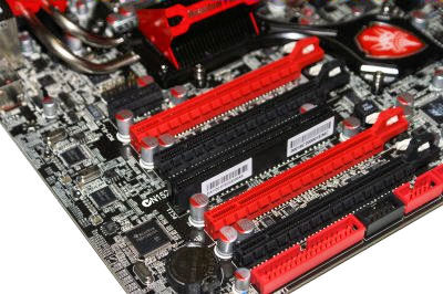 Foxconn Quantum Force X58 BloodRage Motherboard