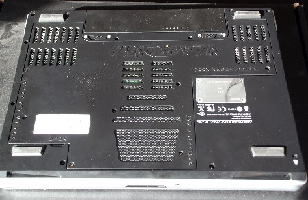 Alienware Area-51 m15x 15.4-inch Gaming Notebook