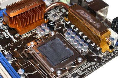 ASRock X58 SuperComputer Motherboard