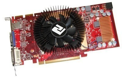 PowerColor HD 4830 Graphics Card