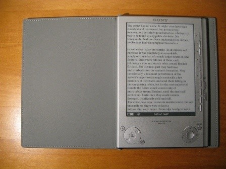 Sony PRS-505 E-Book Reader