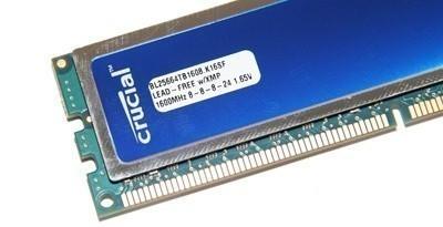 Crucial Ballistix Tracer PC3-12800 6GB Kit