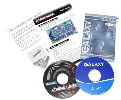 Galaxy GTS 250 1GB Graphics Card
