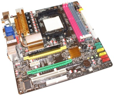 Jetway Combo AM2/AM3 Motherboard Review