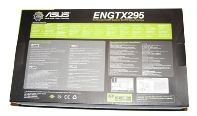 ASUS GTX 295 Graphics Card