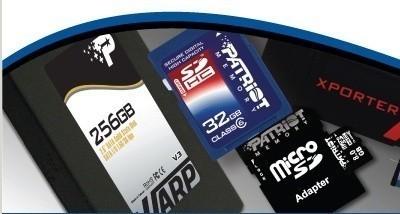 Patriot Warp V3 256GB SSD