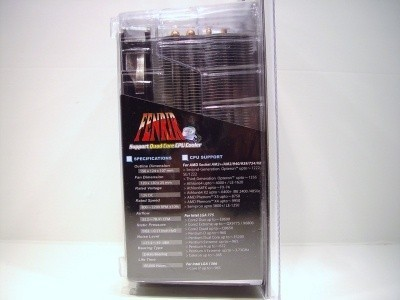 Titan Fenrir TTC-NK85TZ CPU Cooler