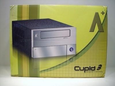 Tagan A+ Cupid 3 Mini-ITX HTPC Chassis