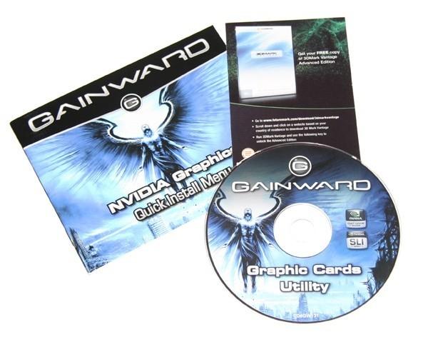 Gainward GTX 275 Graphics Card