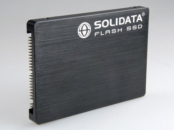 Solidata X2-256 MLC 2.5-inch Solid State Disk