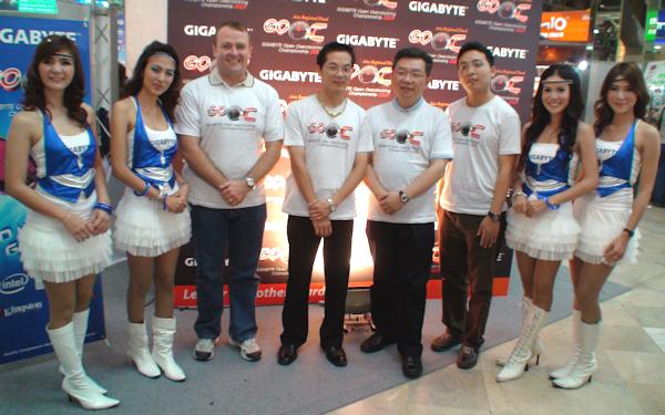 GIGABYTE GO OC 2009 Asia Regional Final Video