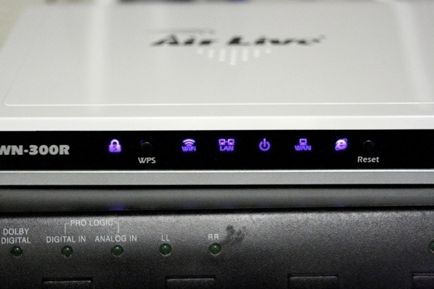 Air Live WN-300R Wireless 11N Broadband Router