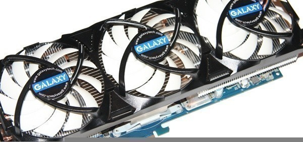 Galaxy GTX 275 Overclocked Graphics Card