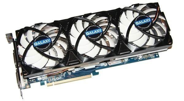 Galaxy GeForce GTX 285 2GB Tri-Fan Graphics Card
