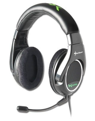 Sharkoon X-Tatic Digital 5.1 Headphones