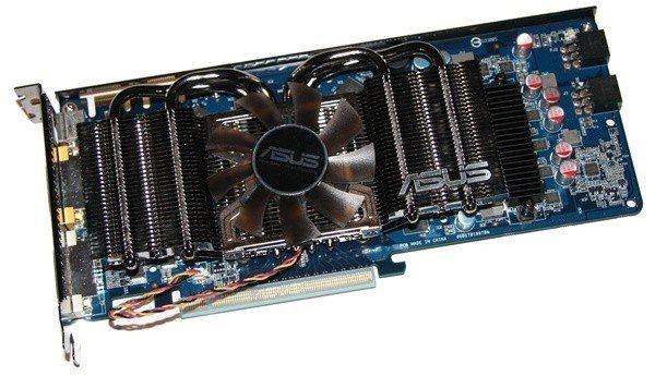ASUS GTS 250 Dark Knight Graphics Card
