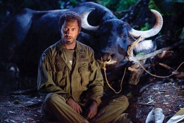 Tropic thunder HD Movie Review