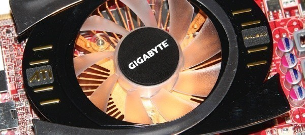GIGABYTE HD 4770 512MB Graphics Card
