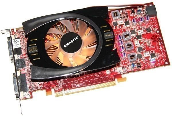 GIGABYTE HD 4770 512MB Graphics Card