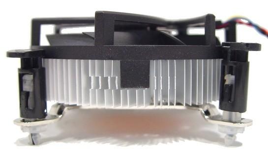 SilverStone Nitrogon NT07-775 Low Profile CPU Cooler