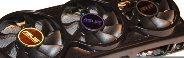 ASUS HD 4870 X2 Tri Fan Graphics Card
