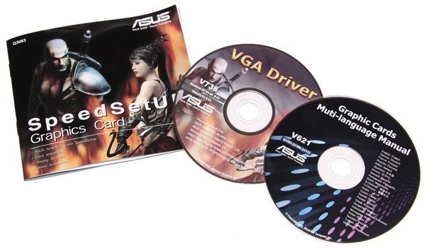ASUS HD 4870 X2 Tri Fan Graphics Card