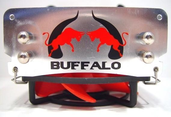 Evercool Buffalo HPFI7-10025 CPU Cooler
