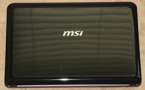 MSI Wind U100 Netbook