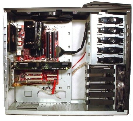 CoolerMaster HAF 922 Mid Tower Case