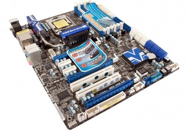 ASRock X58 Extreme6 (Intel X58 Express) Motherboard